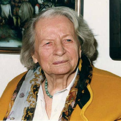 Margaretha Infeld