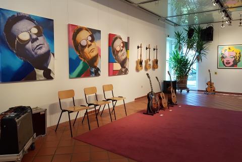 Liebe Gäste! Vom 08. bis zum 14. November 2021 ist das Infeld Haus der Kultur in Halbturn geschlossen.  Ihr Infeld Haus der Kultur Team